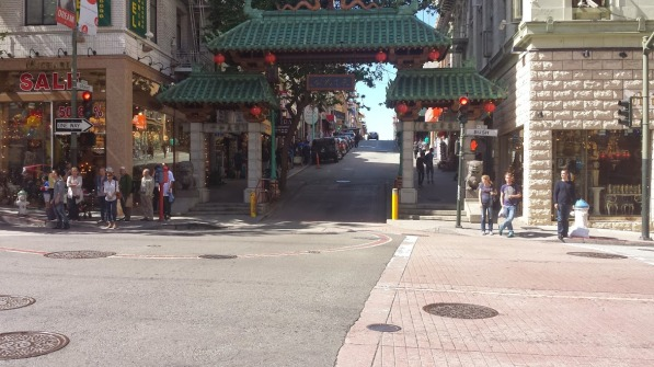 Recognize the Chinatown Gate from any movies?
