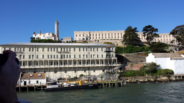 Visit Alcatraz by one of the official ferries.  This is definitely a can't-miss stop in San Fran.
